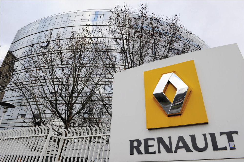 IQAP BECOMES CERTIFIED BY RENAULT