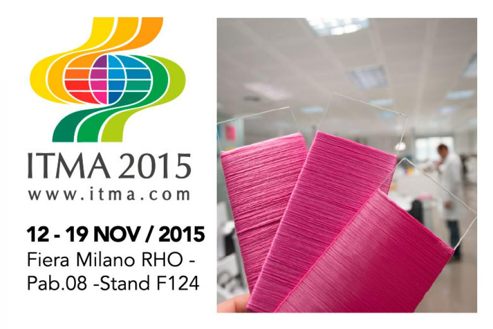 NEXT STOP: ITMA TRADE FAIR IN MILAN